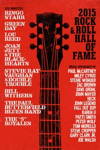 2015 Rock and Roll Hall of Fame Induction Ceremony