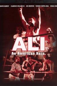 Ali: An American Hero as Malcolm X