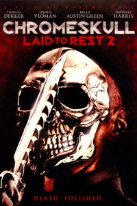 ChromeSkull: Laid to Rest 2 as Agent Sells