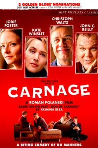 Carnage as Nancy Cowan
