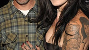 """Kat Von D on Relationship with Jesse James: """"I Am in Love"""""""