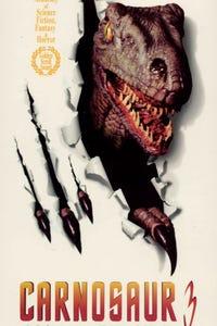 Carnosaur 3: Primal Species as Wilson