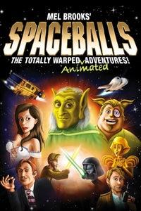 Spaceballs: The Animated Series as Dot Matrix