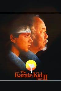 The Karate Kid Part II as GI'