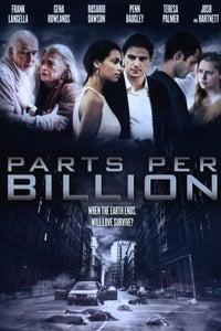 Parts Per Billion as Sarah