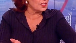 """Joy Behar Compares Caitlyn Jenner's Support of Ted Cruz to """"Jews for Hitler"""""""