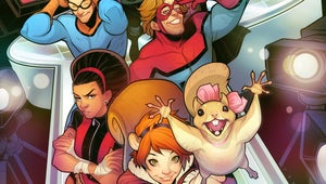 Marvel's New Warriors Is Looking for a New Home