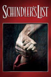 Schindler's List as Marcel Goldberg