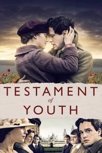 Testament of Youth as Edward Brittain