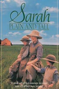 Sarah, Plain and Tall as Sarah Wheaton