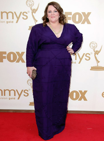 Melissa McCarthy - The 63rd Primetime Emmy Awards, September 18, 2011