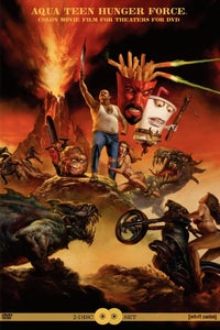 Aqua Teen Hunger Force Colon Movie Film for Theaters as Time Lincoln