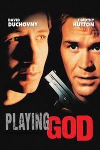Playing God as Raymond Blossom