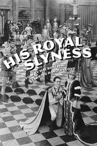 His Royal Slyness as Princess' suitor
