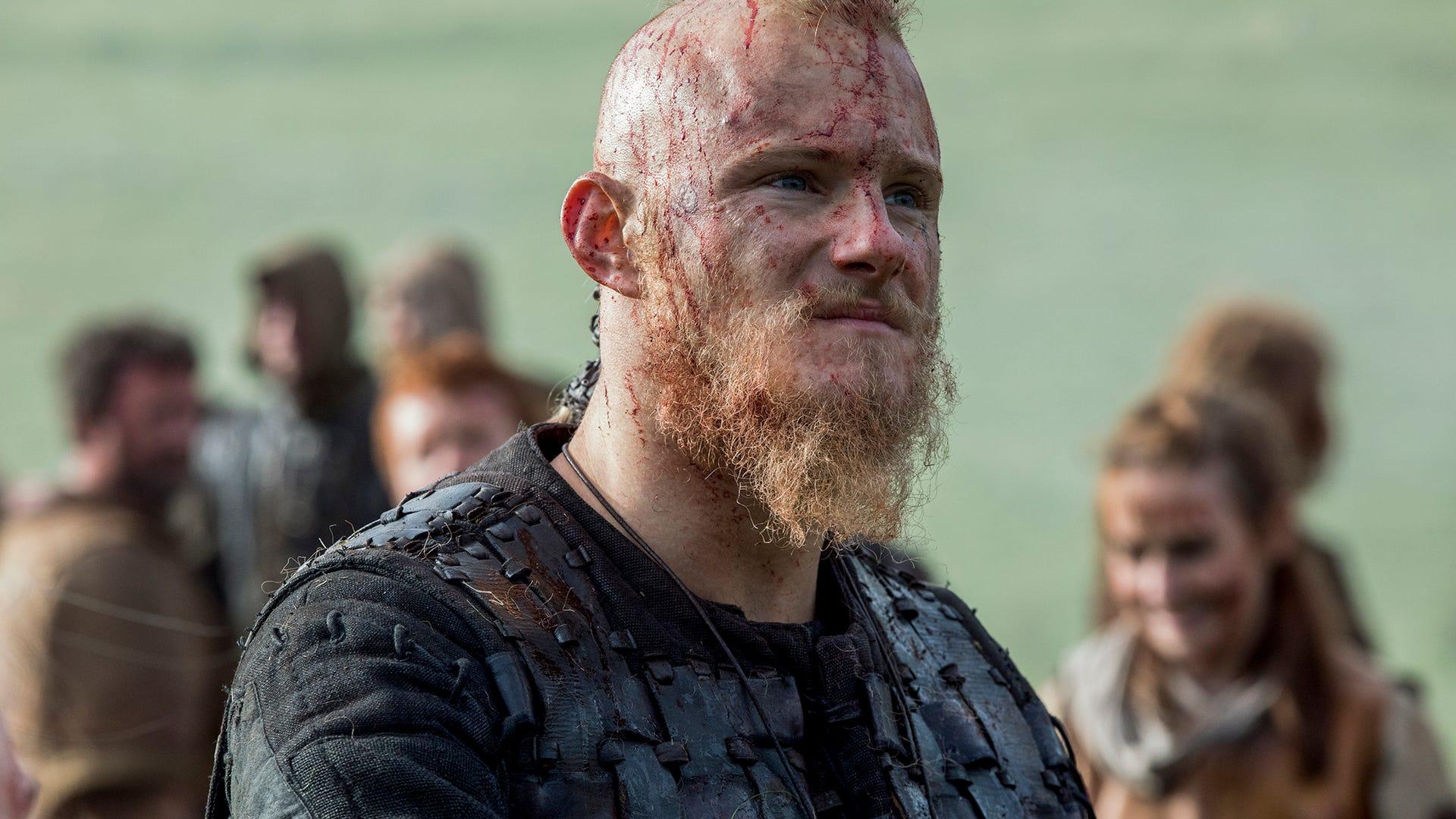 Alexander Ludwig, Vikings