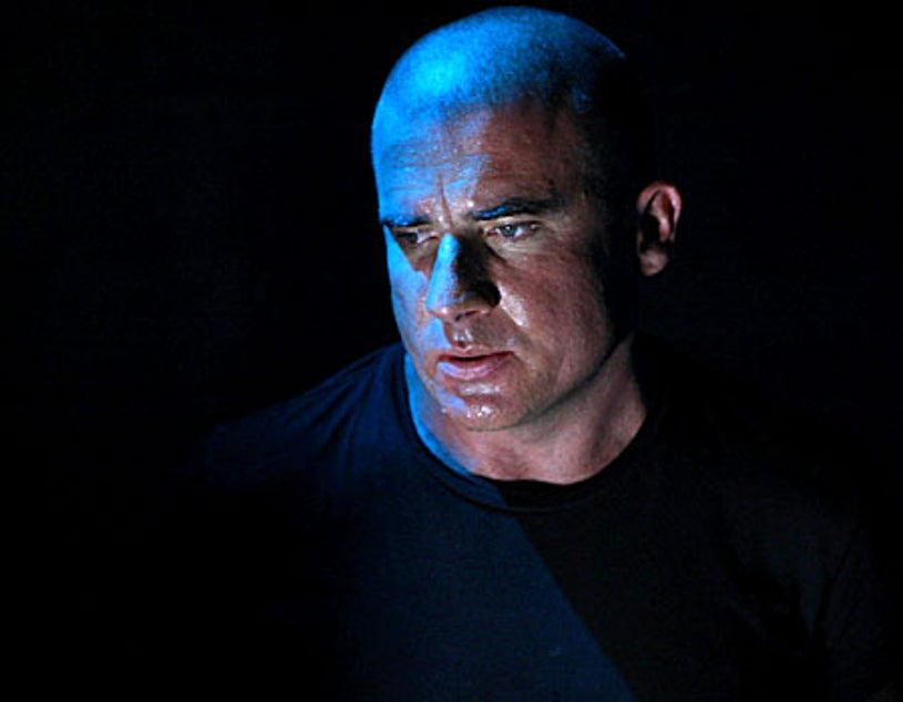"""Prison Break - Season 4, """"Greatness Achieved"""" - Dominic Purcell as Lincoln"""