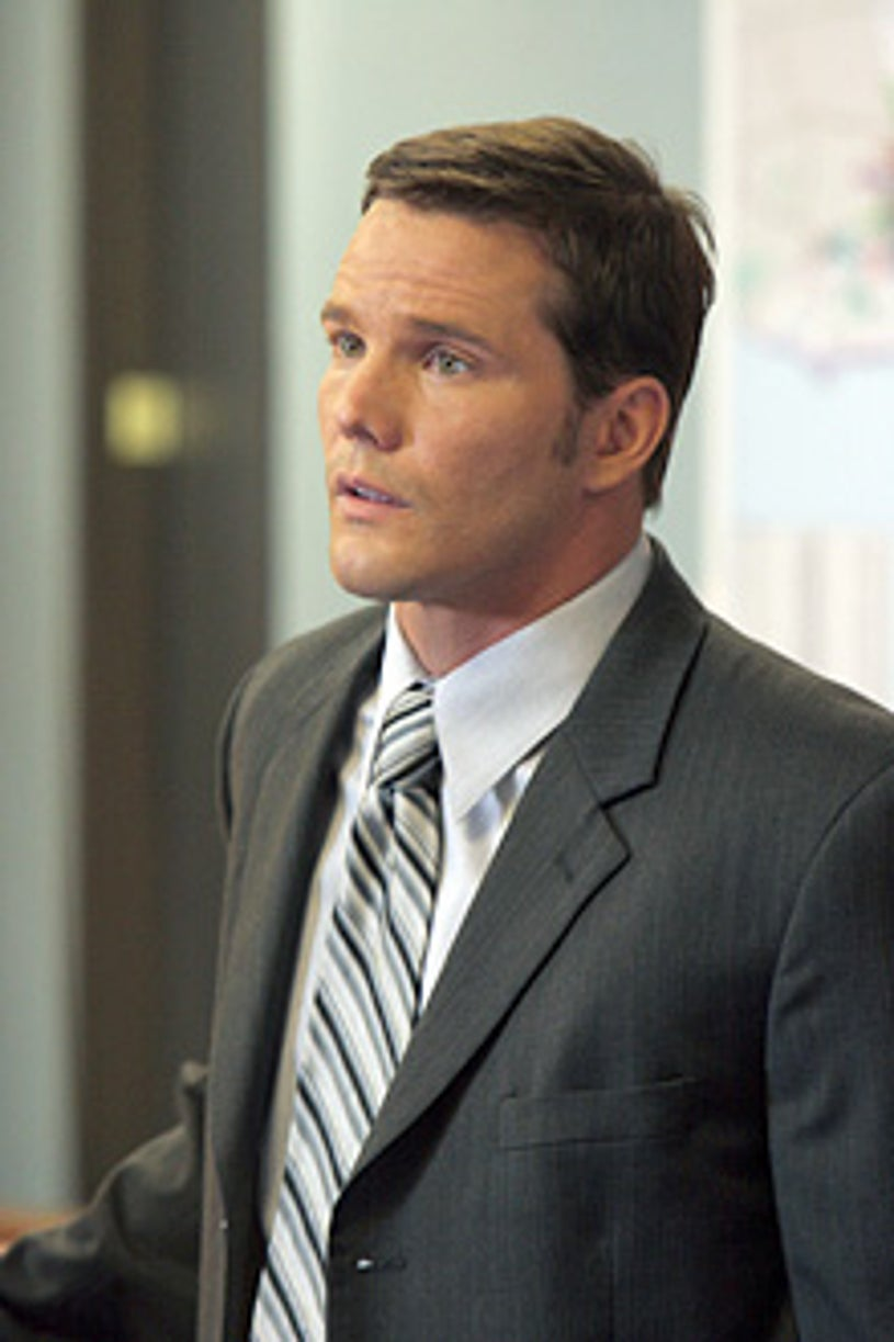 Numb3rs - Dylan Bruno as Colby