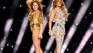 Relive Jennifer Lopez and Shakira's Super Bowl Halftime Show with These GIFs