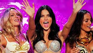 Victoria's Secret Models Rock the Runway