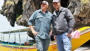 Around the World in 80 Ways: Rob Mariano Returns to Reality TV -- Where's the Finish Line?