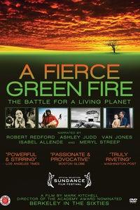 A Fierce Green Fire as Narrator