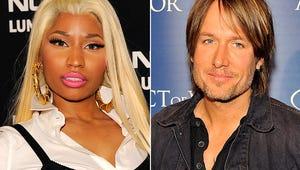 Report: Nicki Minaj and Keith Urban Nearing American Idol Deals