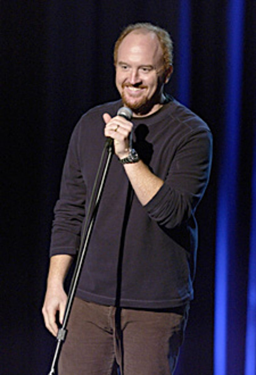 Louis C.K.: Shameless - Louis C.K. performing at the Henry Fonda Theater, Los Angeles