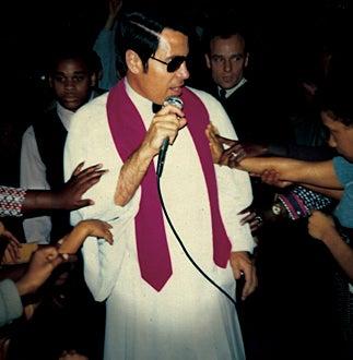 "American Experience - ""Jonestown: The Life and Death of Peoples Temple"" - Jim Jones"