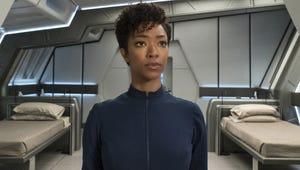 Star Trek: Discovery: Is a Romance Budding?