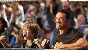 Real Steel Outmuscles the Competition; Ides of March Strong Second
