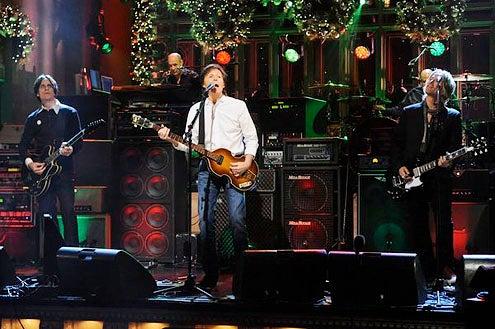 "Saturday Night Live - Season 38 - ""Martin Short"" - Paul McCartney"