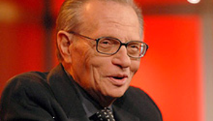 The Closer Finale Is Fit for a Larry King