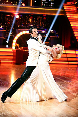 Dancing with the Stars: All Stars - Gilles Marini and Peta Murgatroyd