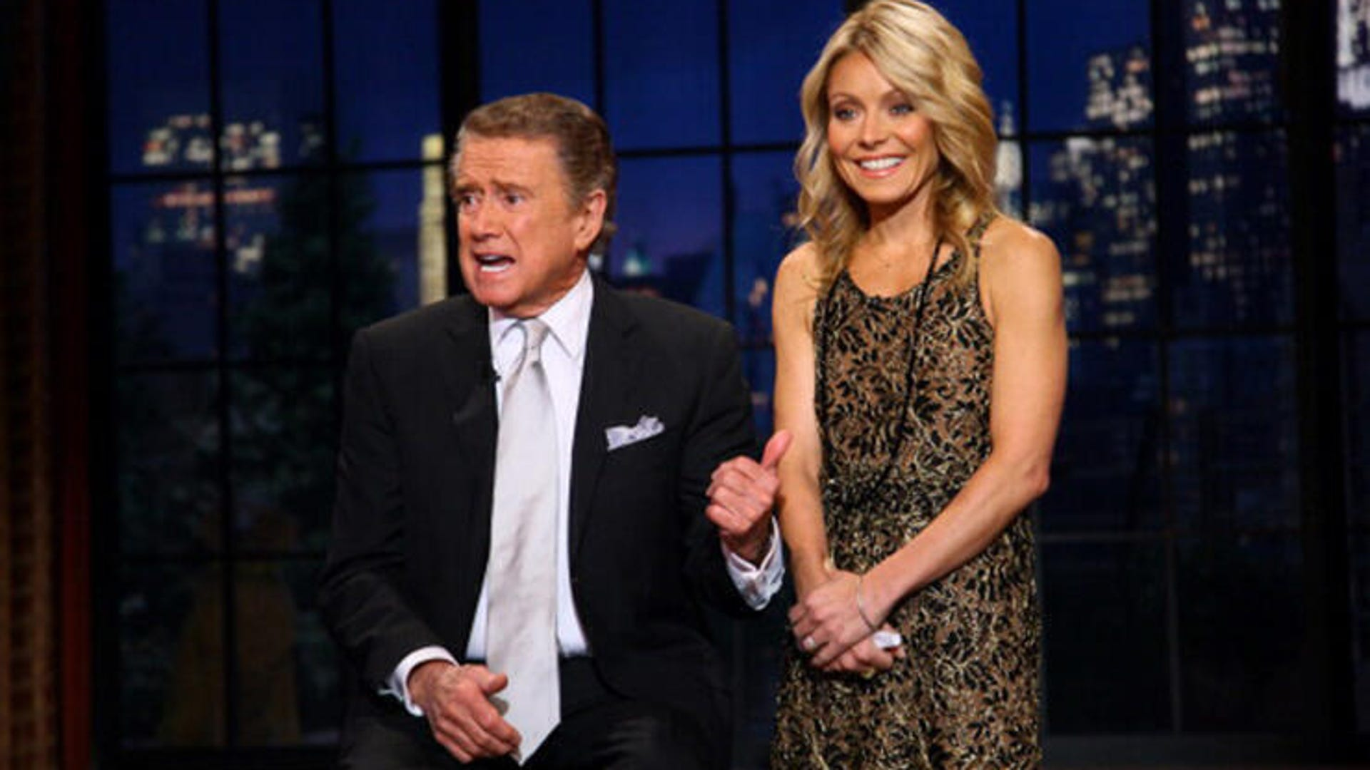 Regis Philbin and Kelly Ripa, Live with Regis and Kelly