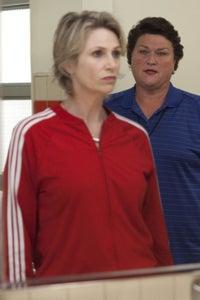 Dot Marie Jones as Masseuse