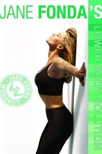 Jane Fonda: Lower Body Solution as Instructor