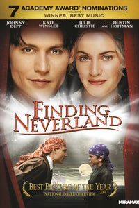 Finding Neverland as Sylvia Llewelyn Davies