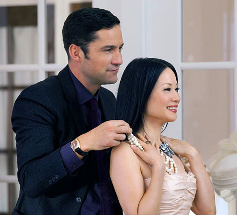 Marry Me - Enrique Murciano and Lucy Liu