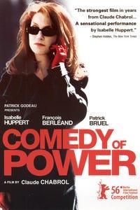Comedy of Power as Jeanne Charmant-Killman