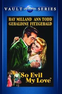 So Evil My Love as Mark Bellis
