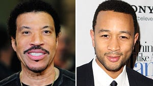Duets Subs In John Legend for Lionel Richie