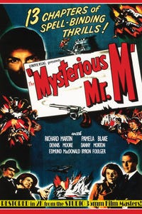The Mysterious Mr. M as William Shrag, Lead Thug