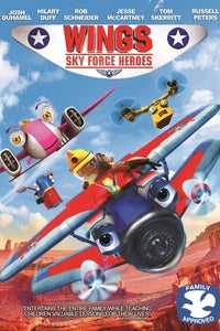Wings: Sky Force Heroes as Windy