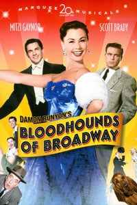 Bloodhounds of Broadway as Uncle Old Fella