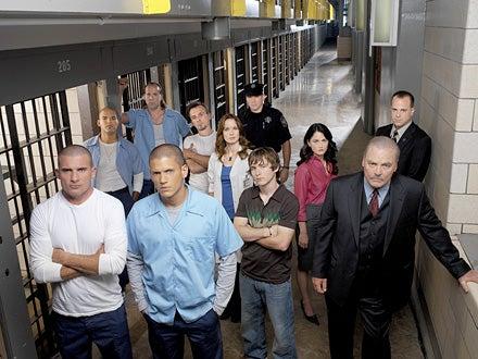 Prison Break - cast