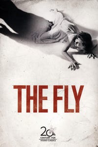 The Fly as Francois Delambre