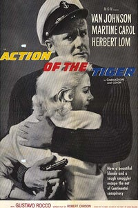Action of the Tiger as Security Officer