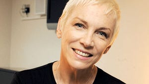 Annie Lennox Weds for Third Time