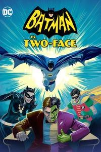Batman vs. Two-Face as Harvey Dent/Two-Face