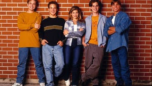 The Boy Meets World Cast Had the Best Reunion With Mr. Feeny